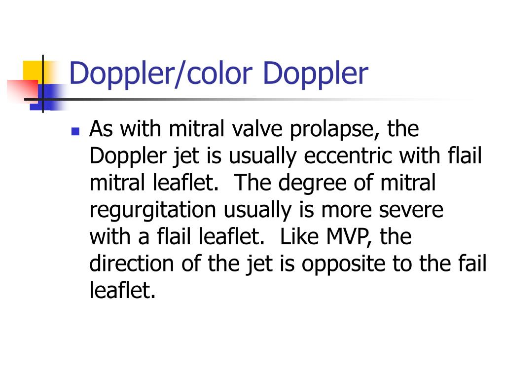 Doppler/color Doppler