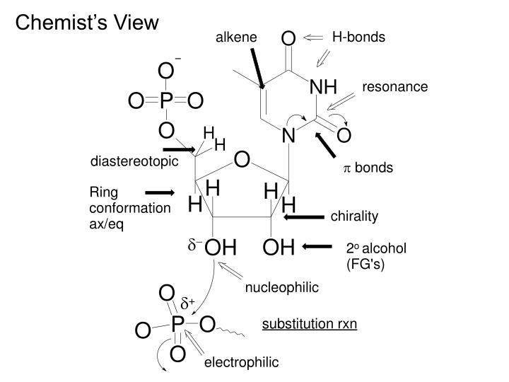 Chemist's View