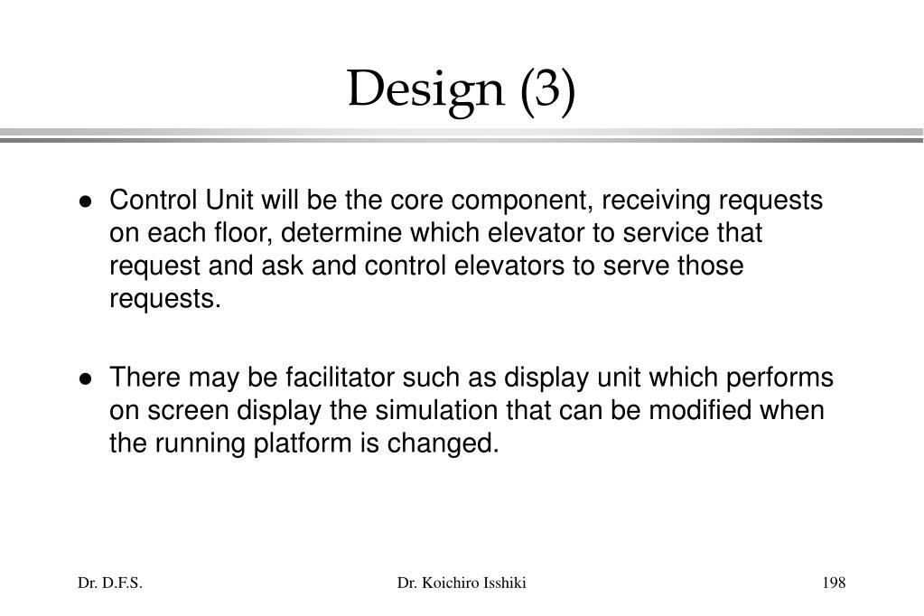 Design (3)