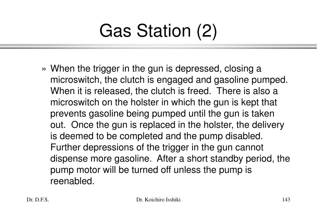 Gas Station (2)