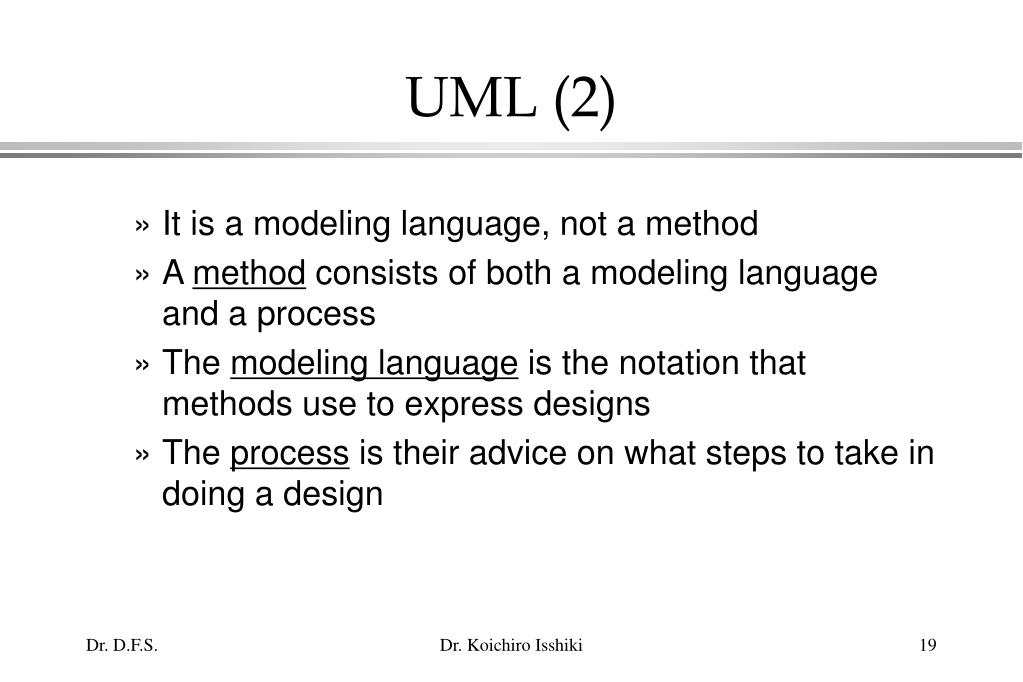 UML (2)