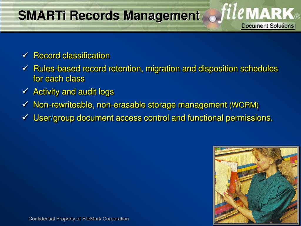 SMARTi Records Management
