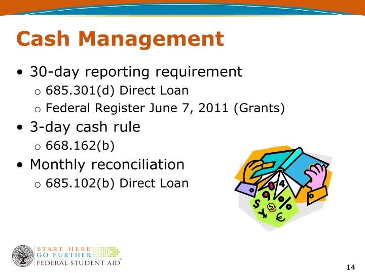 30-day reporting requirement