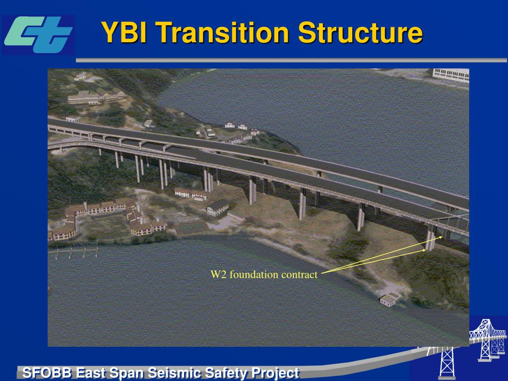 YBI Transition Structure