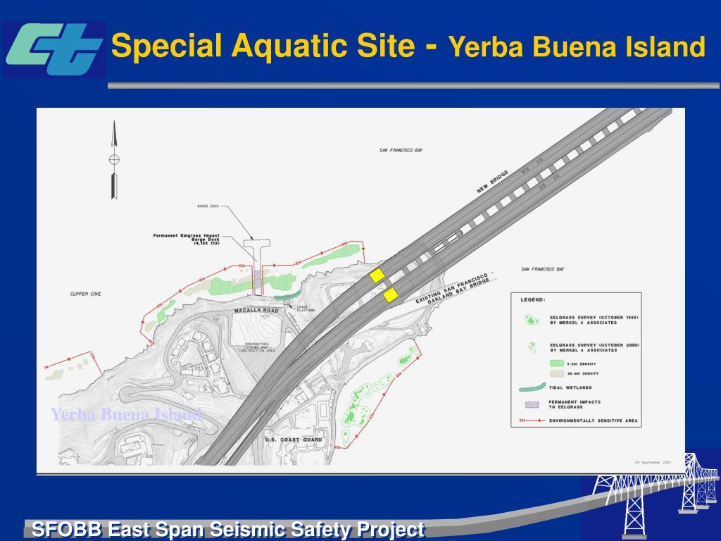 Special Aquatic Site