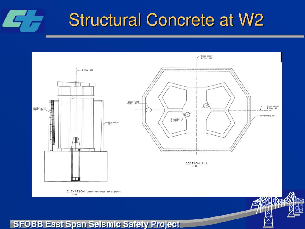 Structural Concrete at W2