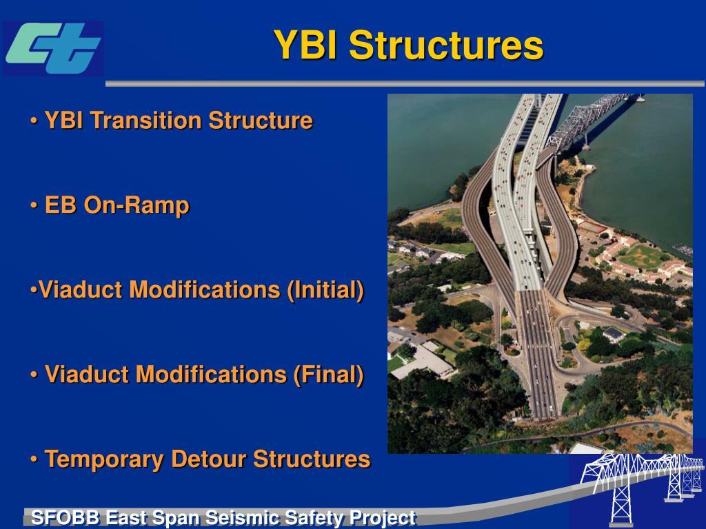 YBI Structures