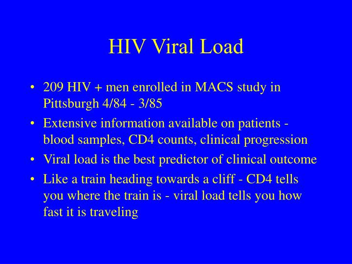 HIV Viral Load