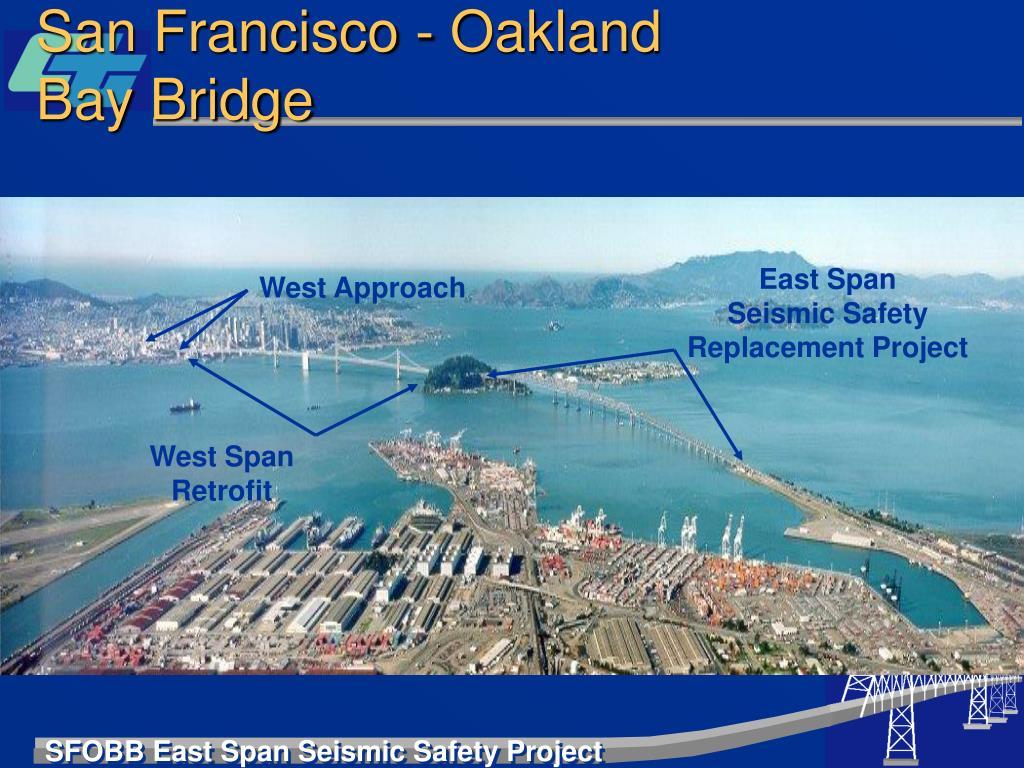 San Francisco - Oakland