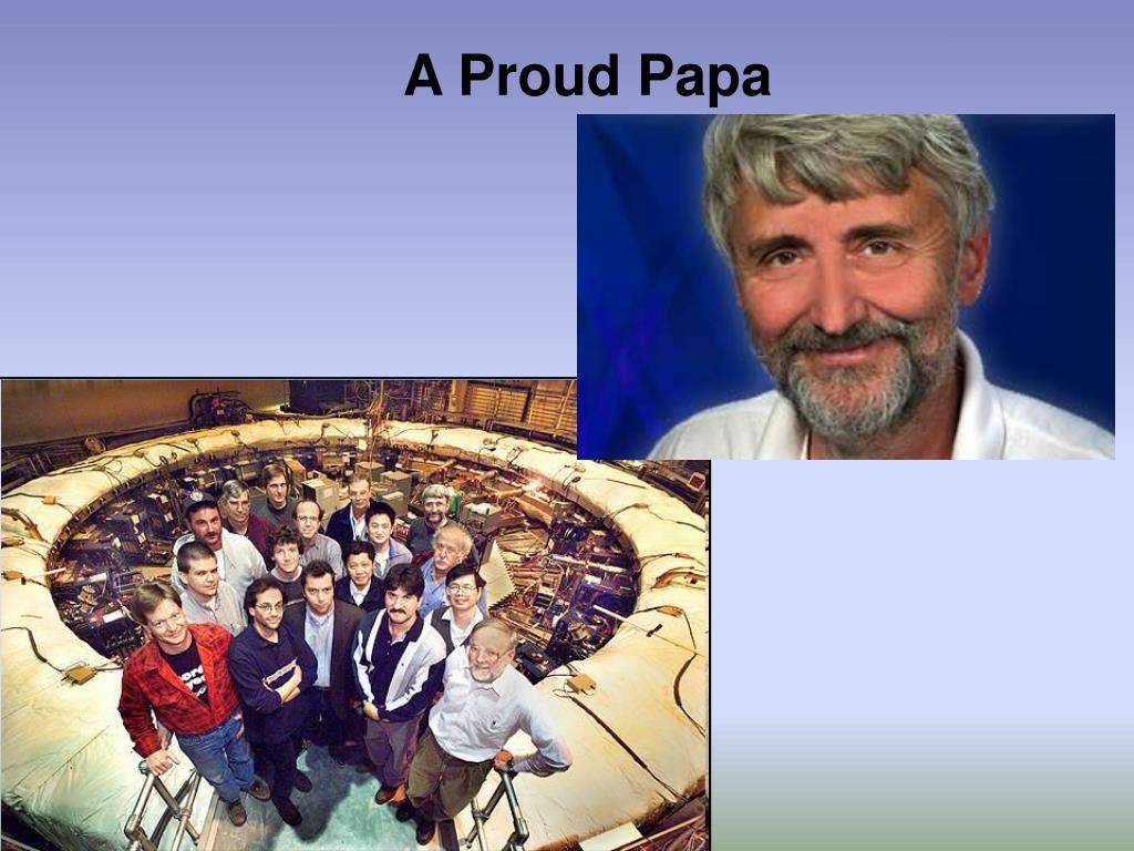 A Proud Papa