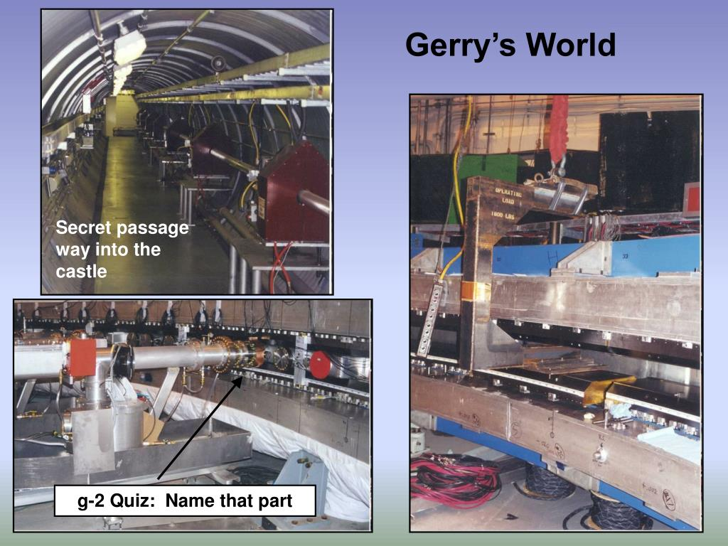 Gerry's World