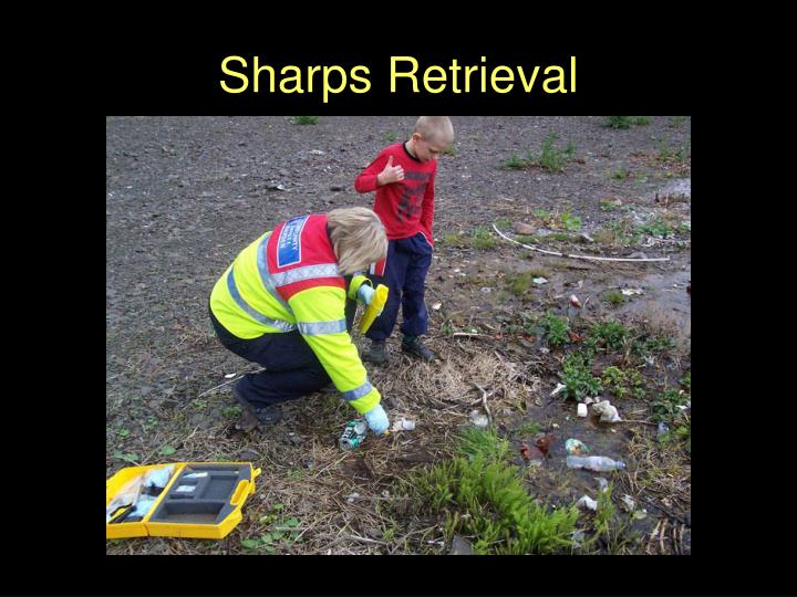 Sharps Retrieval