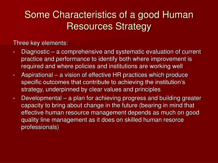 importance of hr resourcing strategy Further, like strategic hrm, strategic resourcing is essentially about the  hr  and business strategies is achieved, the benefits of taking a longer-term view of.