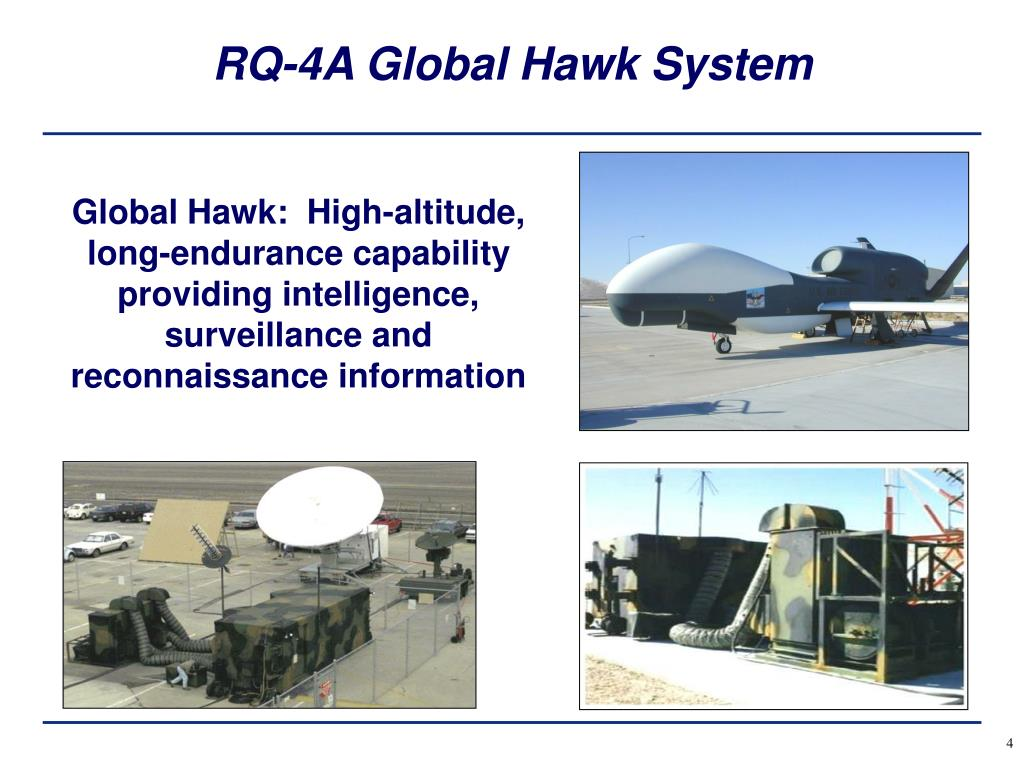 RQ-4A Global Hawk System