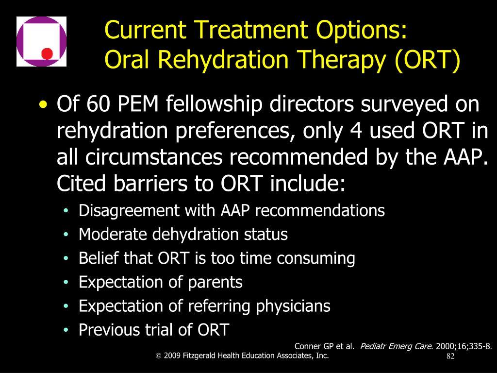 Current Treatment Options: