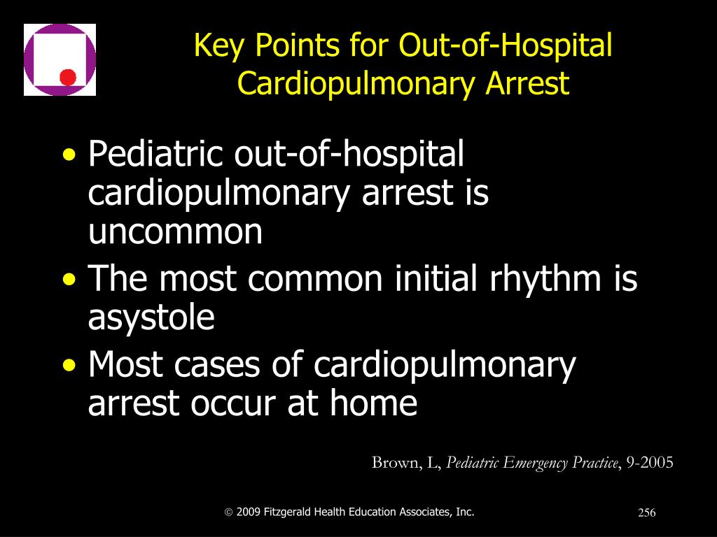 Key Points for Out-of-Hospital Cardiopulmonary Arrest