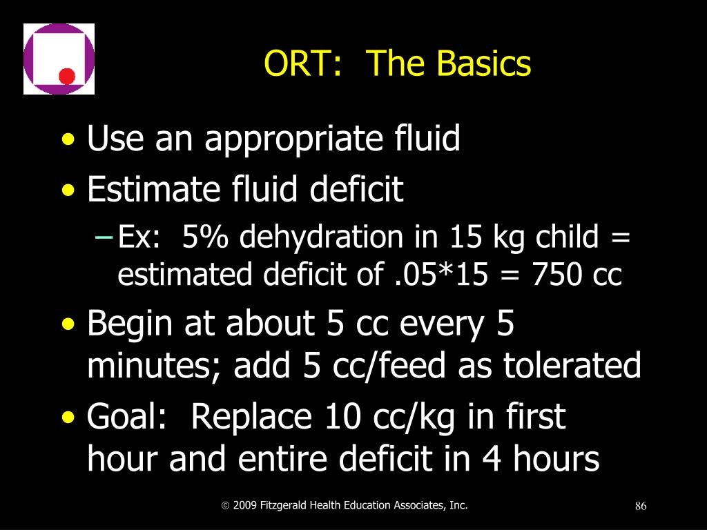 ORT:  The Basics