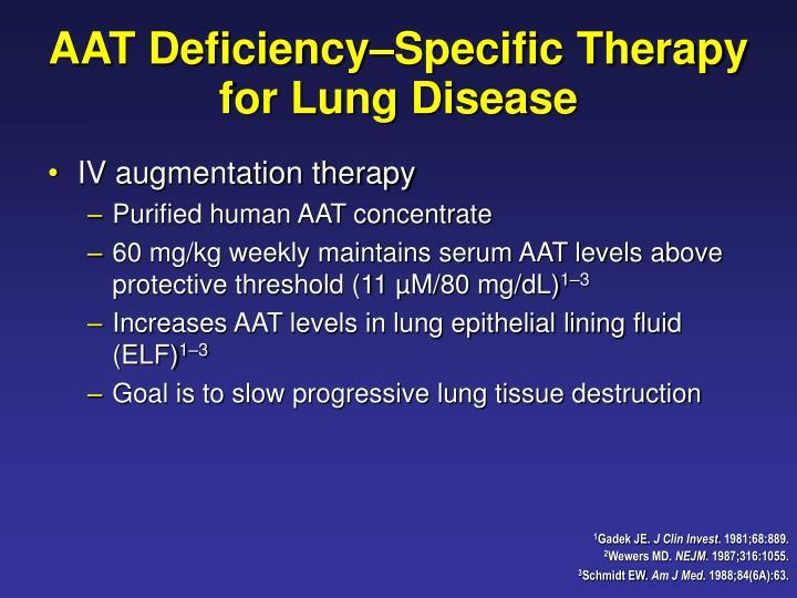 AAT Deficiency