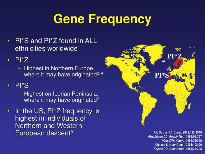 Gene Frequency