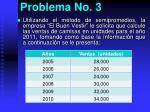 problema no 3