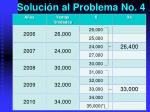 soluci n al problema no 4