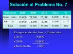 soluci n al problema no 7