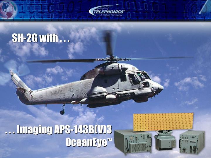 . . . Imaging APS-143B(V)3