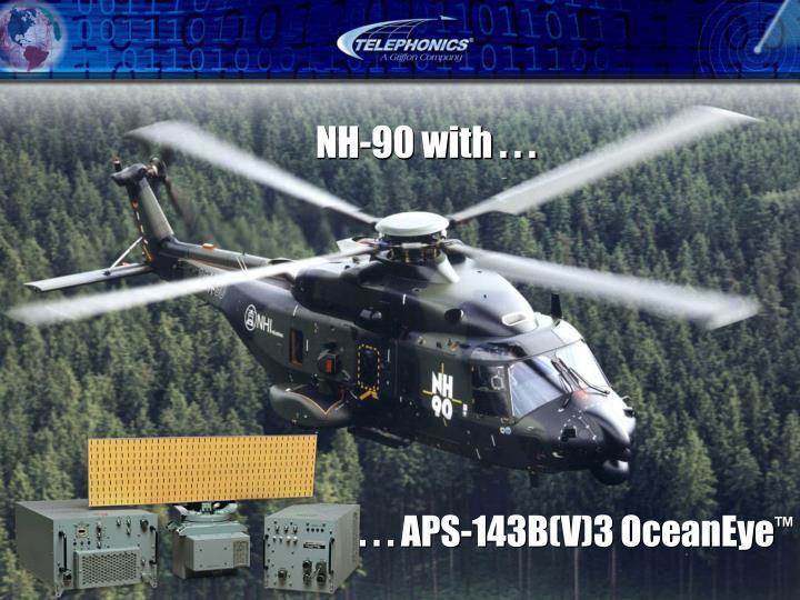 . . . APS-143B(V)3 OceanEye