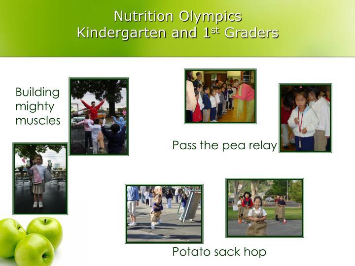 Nutrition Olympics