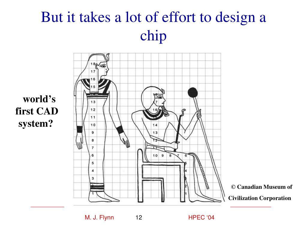 But it takes a lot of effort to design a chip