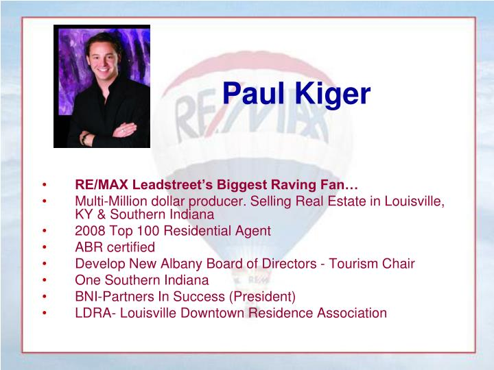 Paul Kiger