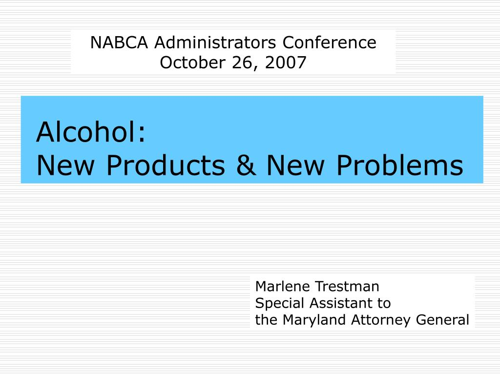 NABCA Administrators Conference