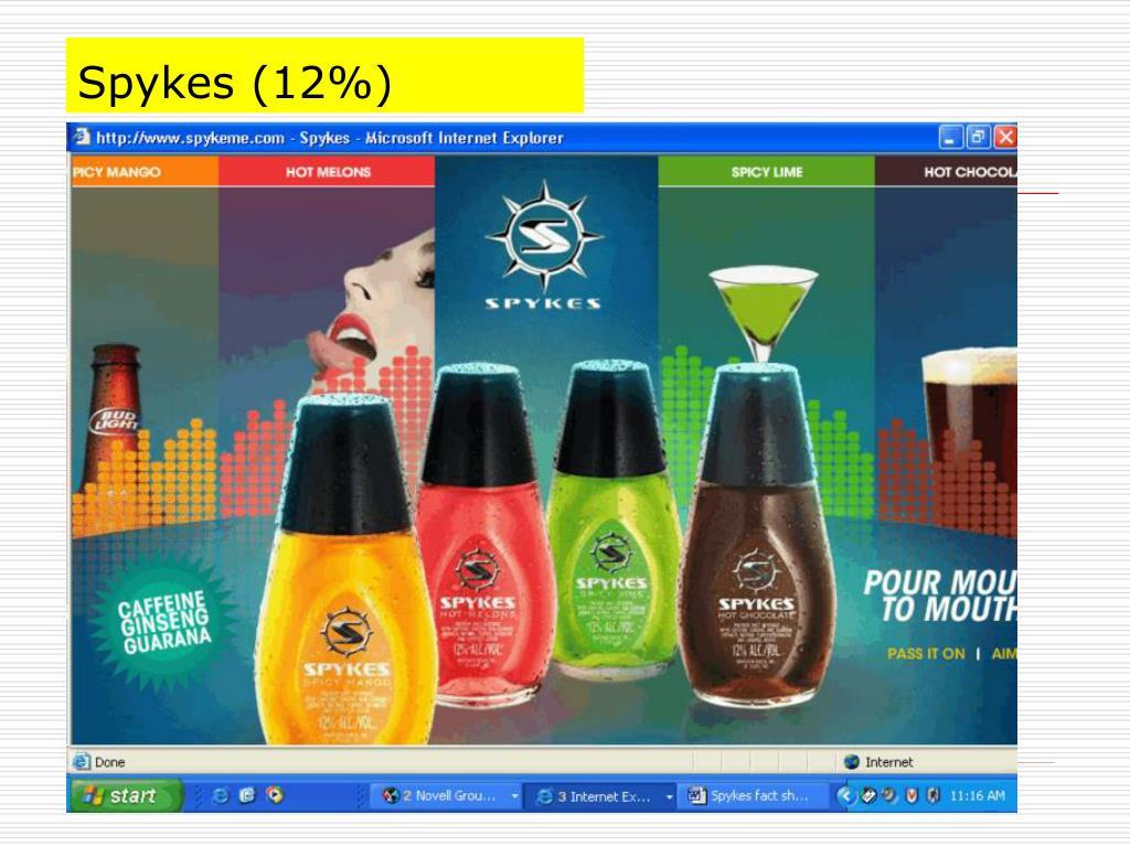 Spykes (12%)