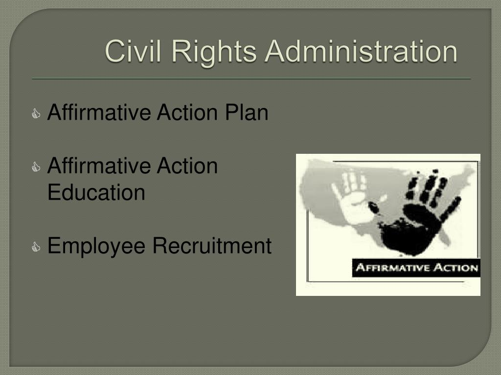 Civil Rights Administration