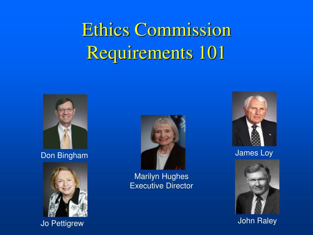 Ethics Commission
