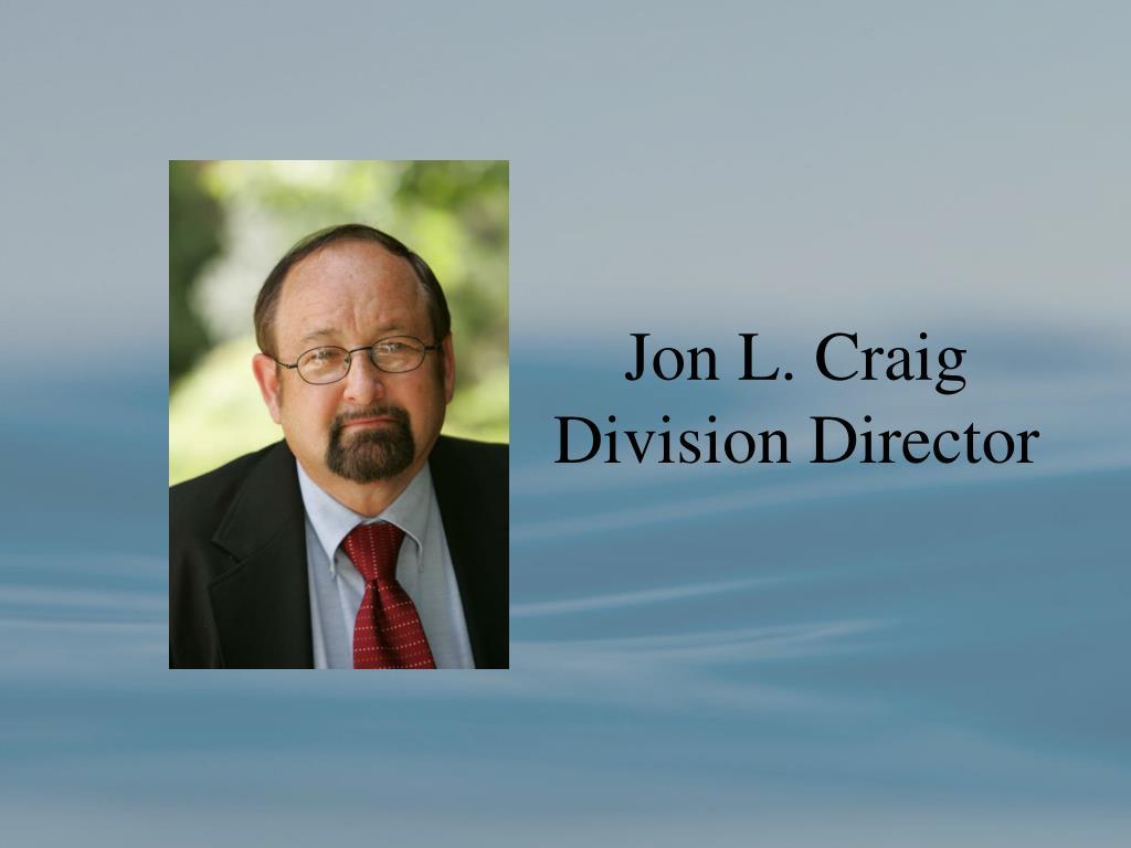 Jon L. Craig