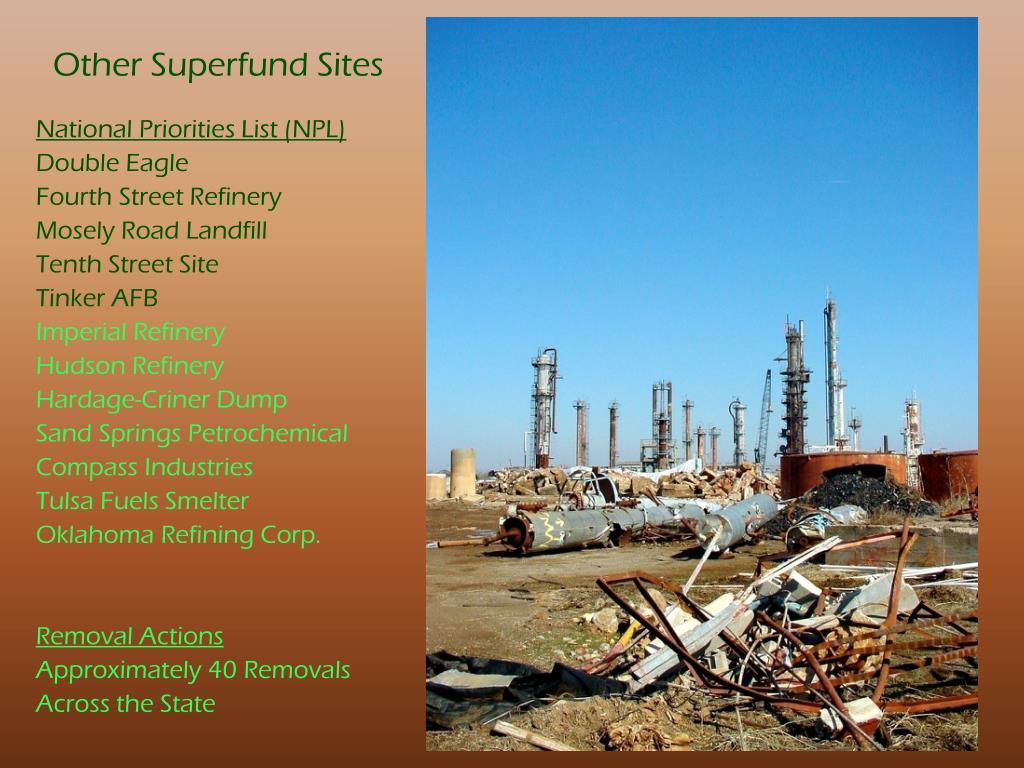 Other Superfund Sites