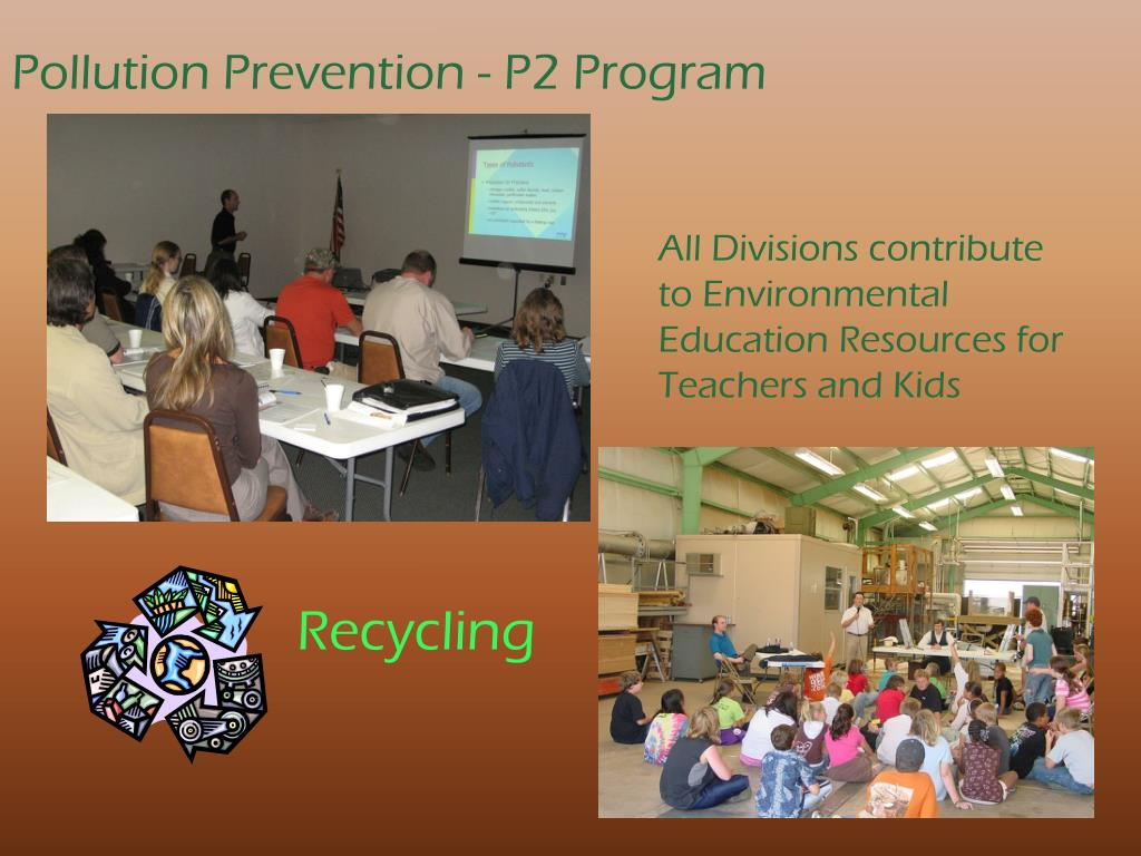 Pollution Prevention - P2 Program