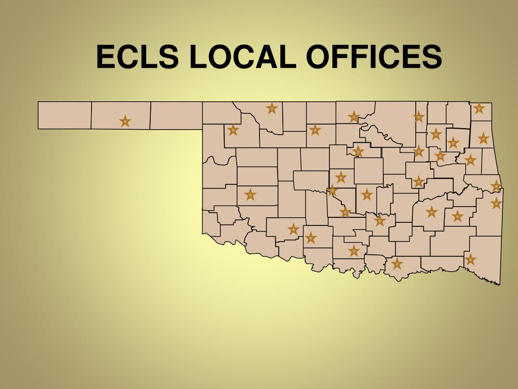 ECLS LOCAL OFFICES