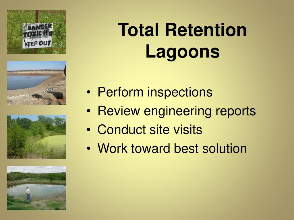 Total Retention Lagoons