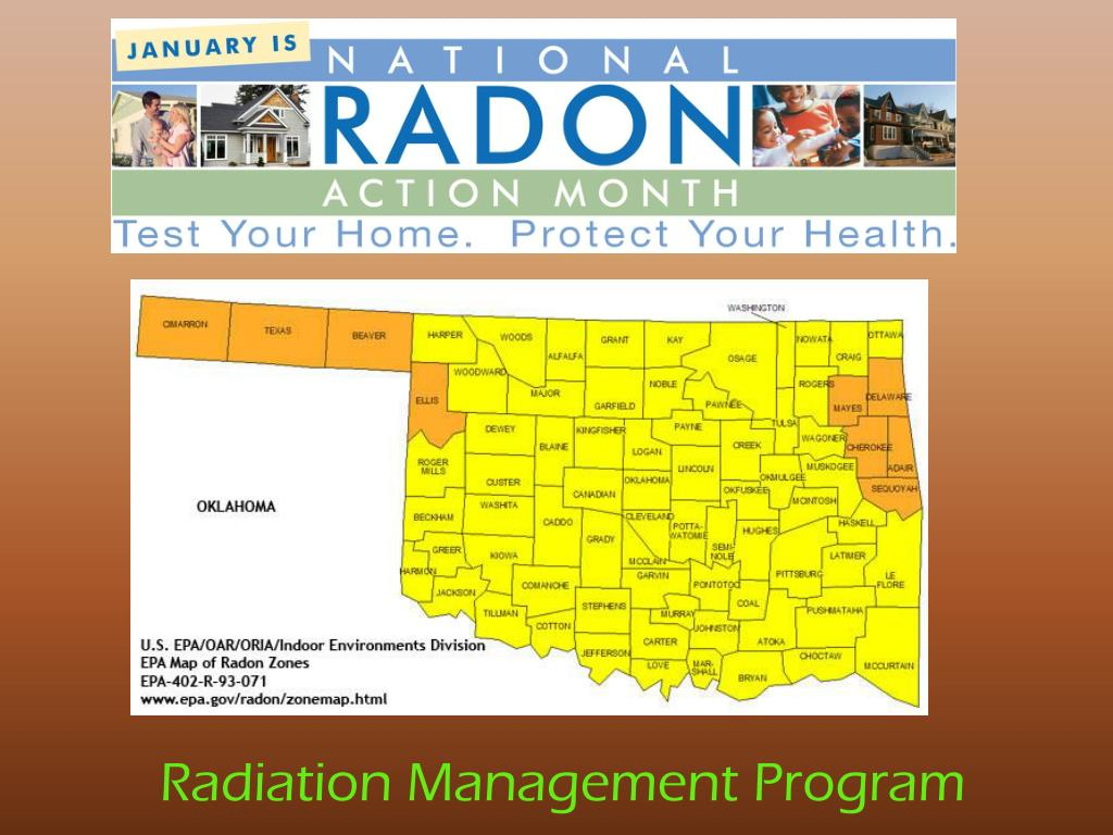 Radiation Management Program