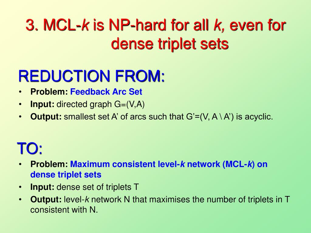 3. MCL-