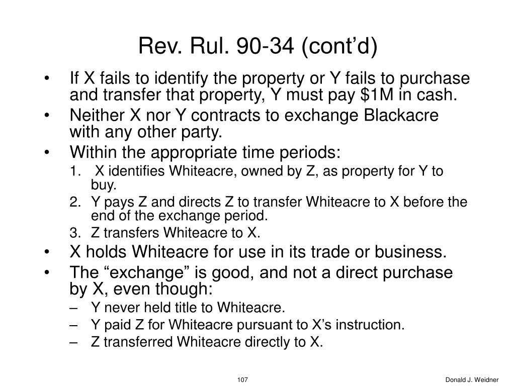 Rev. Rul. 90-34 (cont'd)