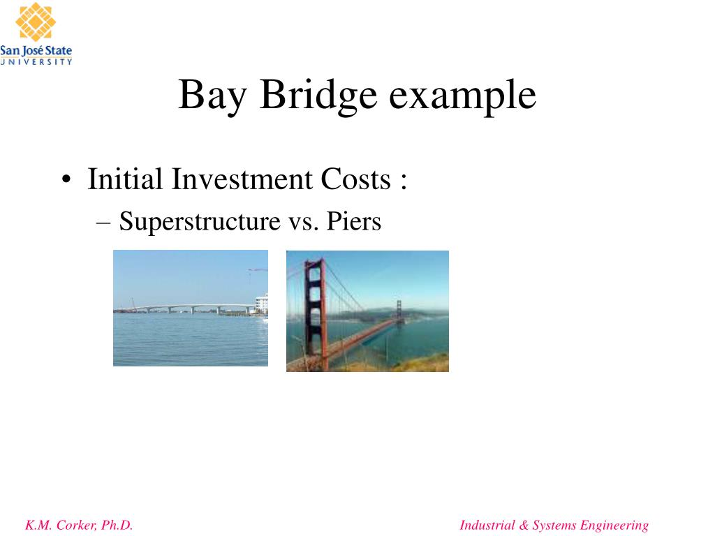 Bay Bridge example