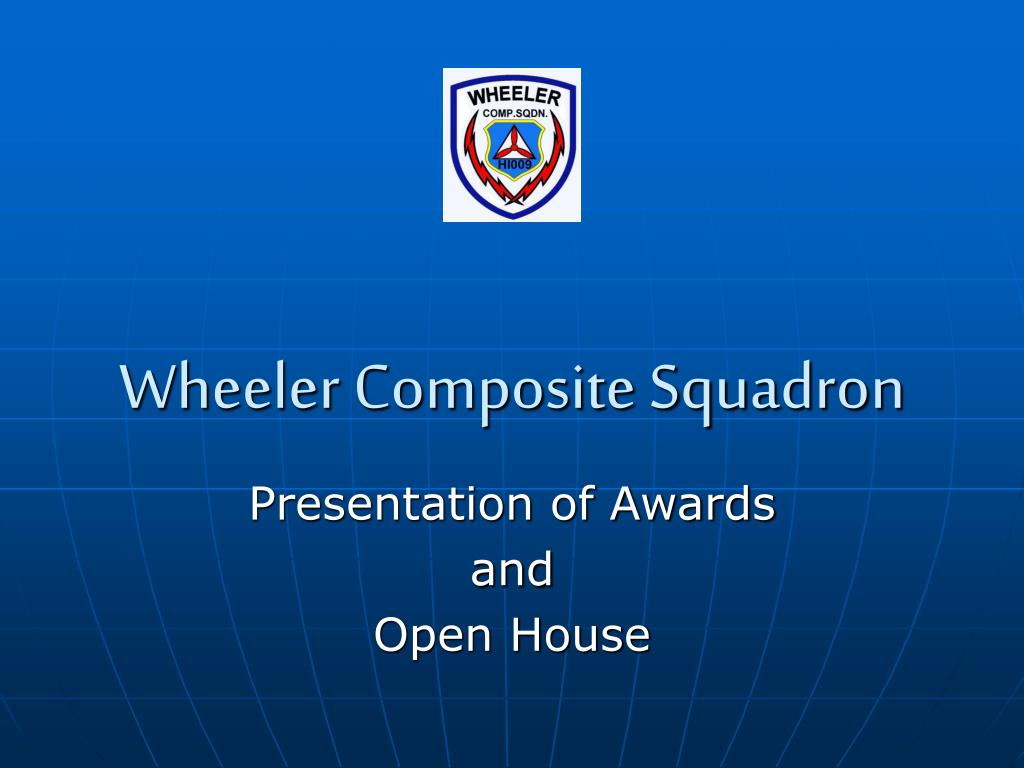 Wheeler Composite Squadron