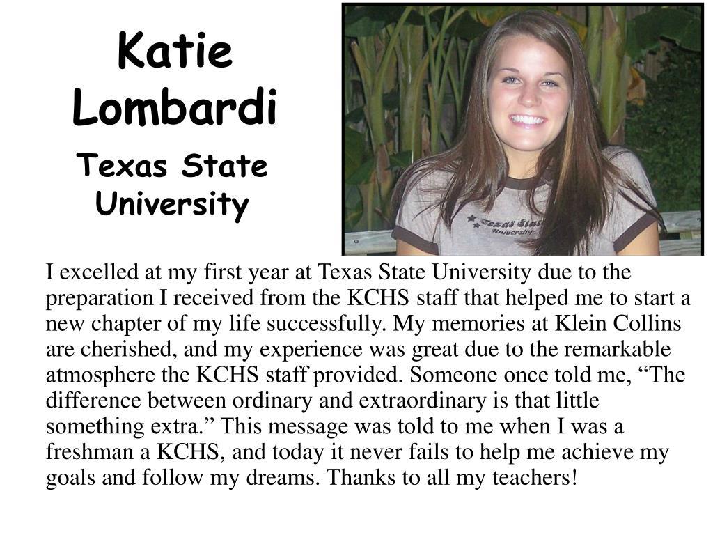 Katie Lombardi