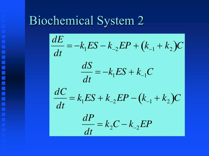 Biochemical System 2