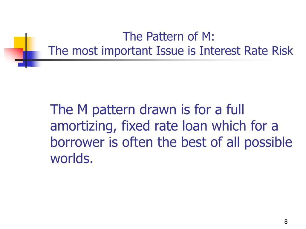 The Pattern of M: