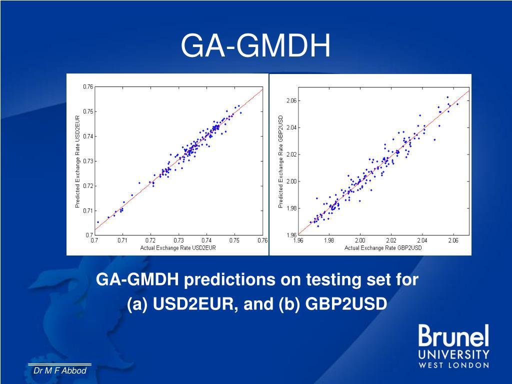 GA-GMDH