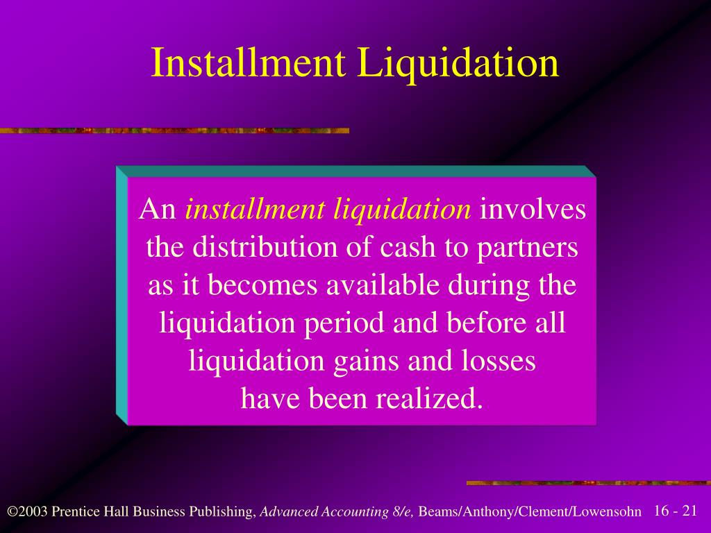 liquidation presentation Do you have excess stock, surplus stock or are overstocked we'll buy your excess stock we also buy company liquidation and overstocks – a free powerpoint ppt presentation (displayed as a.